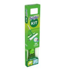 Swiffer Mop+ wkłady: 8szt Dry +3szt Wet (6)[D]