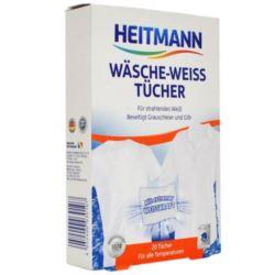 Heitmann 20szt Weiss chusteczki wybielające (9)[D]