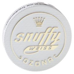 Tabaka 6g Snuff Weiss (10)[PL]