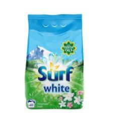 Surf 40p/ 2,6kg White Mountain Fresh proszek (3)