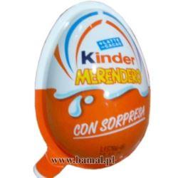 KINDER JOY- jajko niespodzianka