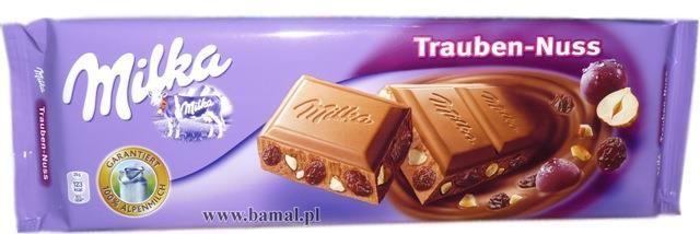 MILKA czekolada 300g