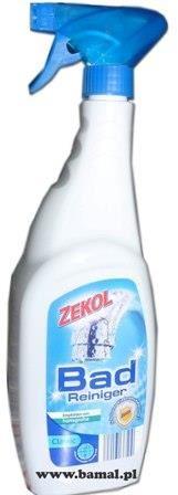 Płyn do czyszczenia łazienek Zekol 1l