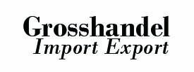 Grosshandel Import Export